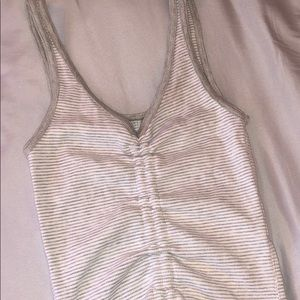 Abercrombie & Fitch cropped tank!